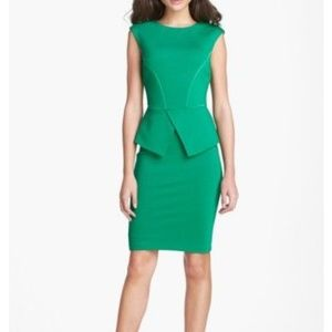 Ted Baker Green dress